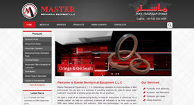 Master Mechanical Equipment